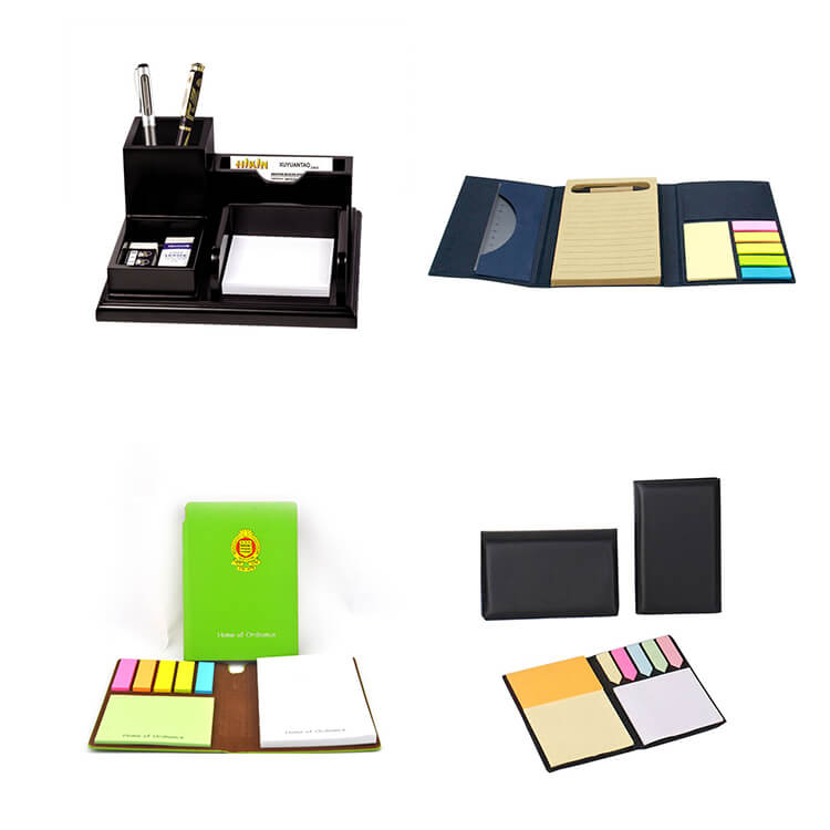 Sticky note combination set
